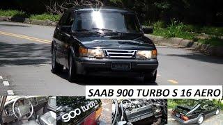 Garagem do Bellote TV: Saab 900 Turbo S 16 Aero