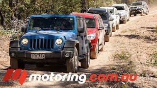 Offroad SUV Comparison 2016: Verdict