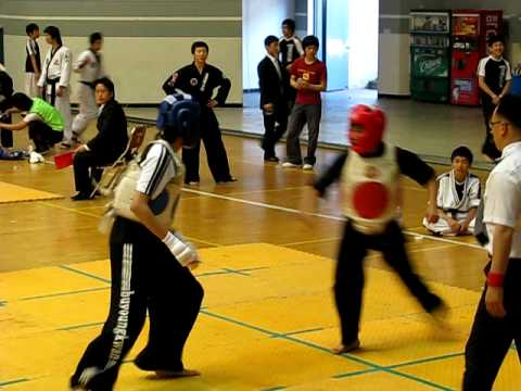 Hapkido Tournament: May 2008, Cheongju, Korea. Image 1