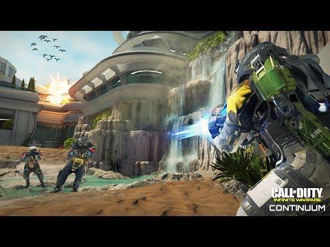 Call of Duty: Infinite Warfare / Continuum (DLC) · СТРИМ · [PS4 Pro]