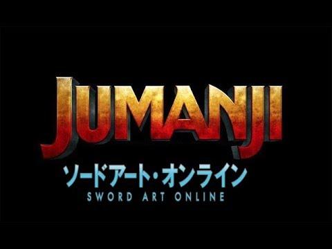 Sword Art Online/Jumanji Parody Trailer