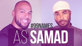 AsSamad | Ammar AlShukry | 99 Names EP25 | AlMaghrib Institute