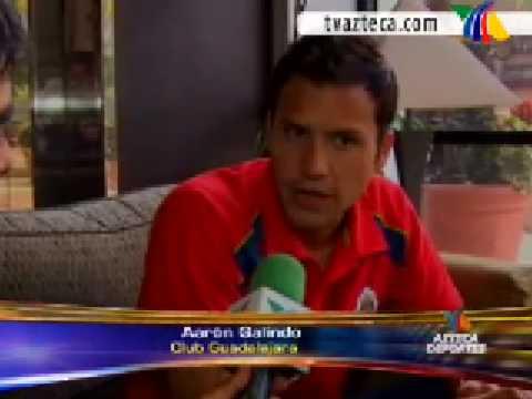 TV AZTECA DEPORTES EN SUDAMERICA CHIVAS VS. CARACAS FC