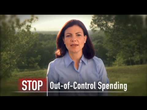 "Kelly Ayotte's Latest TV Ad - ""Stop"""