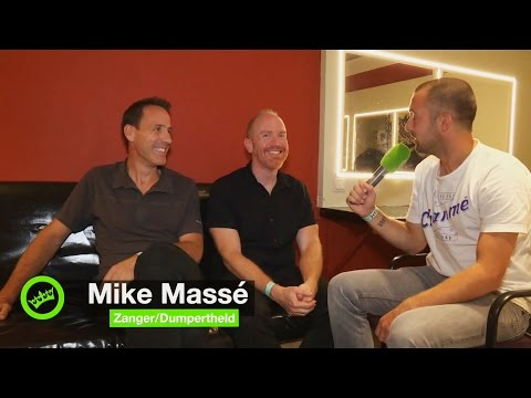 Mike Masse� and Sterling Cottam interviewed by Dutch viral video site, Dumpert.nl