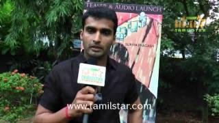 Nandha At Adhibar Movie Press Meet