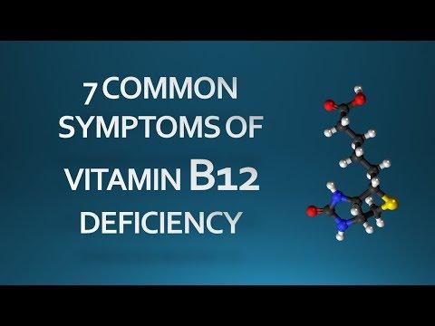 download lagu 7 Common Symptoms Of Vitamin B12 Deficiency gratis