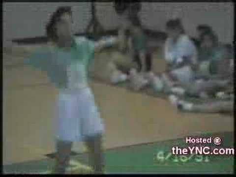 Funny College cheerleading accidents