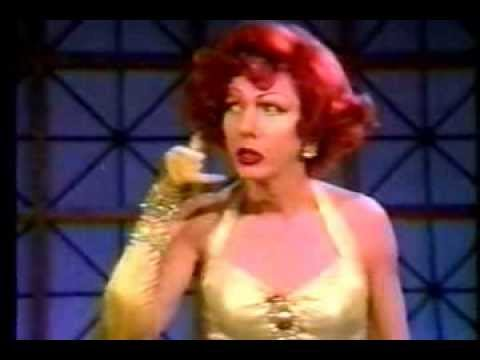 The Amazing Lypsinka (John Epperson) on Joan Rivers