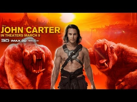 John Carter: Super Bowl Ad