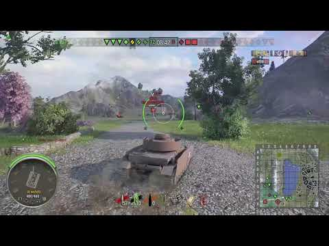 World of Tanks Xbox one (GUP )Pz.Kpfw. IV Ausf. H Girls und Panzer 4 Kills