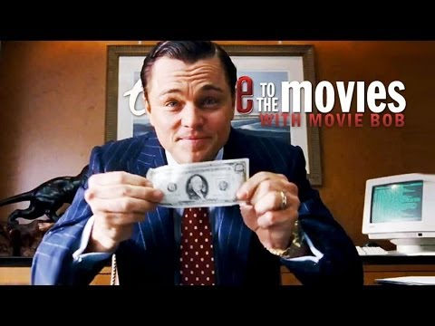 THE WOLF OF WALL STREET (Escape to the Movies)