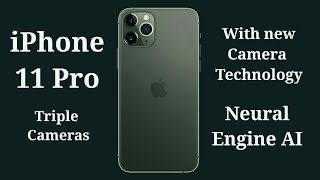 iPhone 11 Pro Camera Neural Engine AI with triple rear camera review