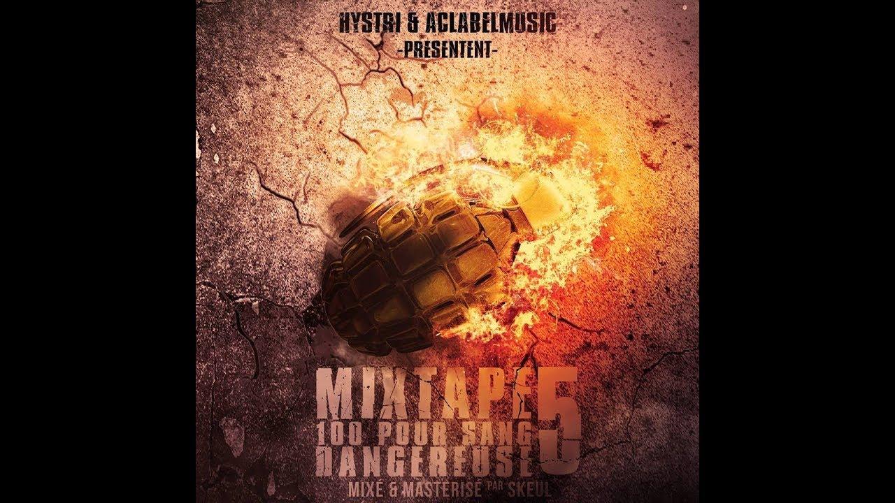 Hystri Feat 24 Mc's - L' envie De S'en Sortir ( Prod By Kyass Prod )
