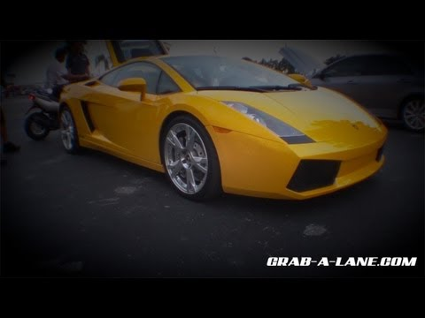 1,000+hp Twin Turbo Lamborghini Gallardo Racing