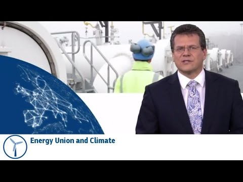 European Energy Union 2015