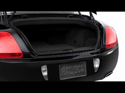 2011 Bentley Continental GTC Video