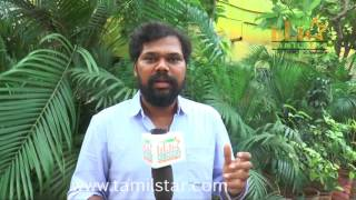 Peechankai Movie Team Interview