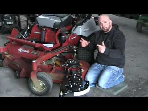 PAL Mowing DMT 16 Instructional Video