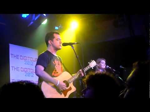 The Digitour 2012: The Key of Awesome - Bruno Mars Grenade Parody...