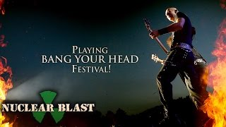 "ACCEPT - Playing ""Bang Your Head Festival"" (Restless And Live Trailer)"