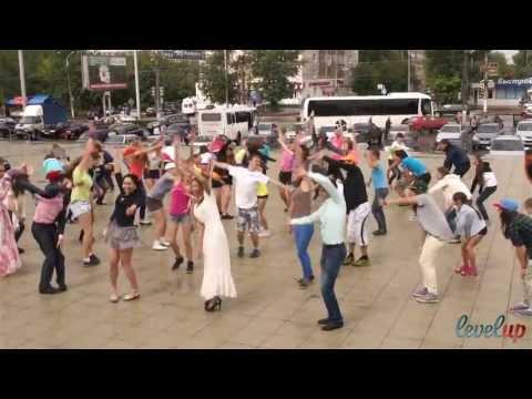Танцевальный флешмоб в Перми
