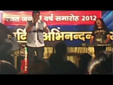 Saanware Live By Hemant Brijwasi video