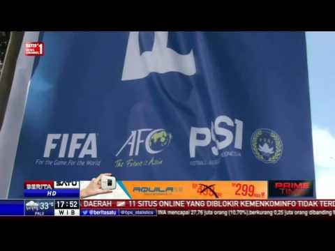 Petugas Gabungan Beri Pengamanan Ketat Kongres PSSI di Bandung #1