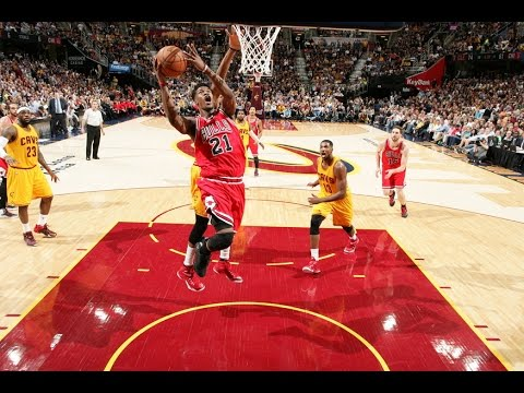 Jimmy Butler's Top 10 Plays of the 2014-2015 NBA Season