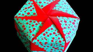 How To Make An Origami Gift Box Lid