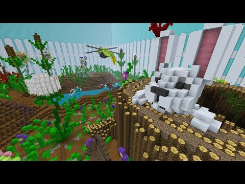 Minecraft Xbox - Spring To Life - Hunger Games video