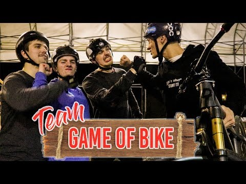 Team Game of BIKE!