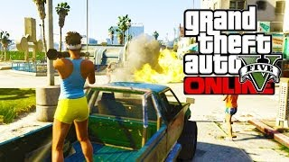 GTA 5 Online - Beach Bum Pack DLC Info (GTA V)