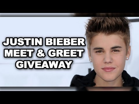 WIN JUSTIN BIEBER CONCERT TICKETS AND MEET HIM BACKSTAGE!