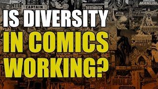 Is Diversity Killing Comics? (Response To Comicstorian)