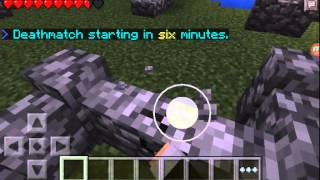 Minecraft pe hungar games 1