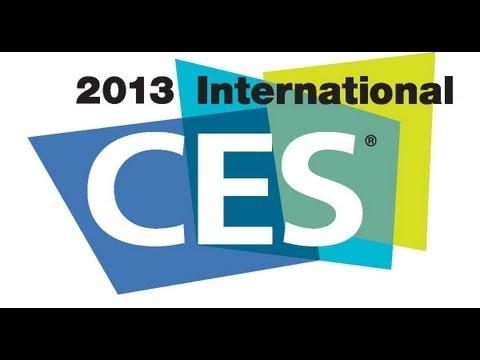 Consumer Electronics Show ( CES ) 2013