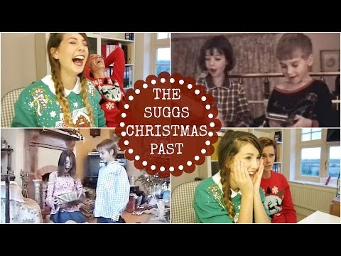 The Suggs Christmas Past | Zoella