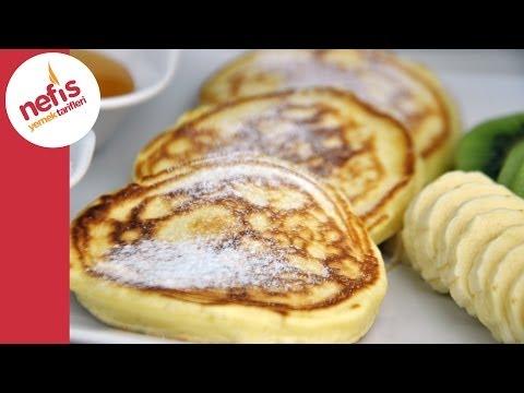 Pankek Nasıl Yapılır?   Nefis Yemek Tarifleri