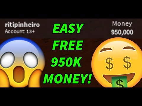 Roblox Jailbreak Hack Money 2018 - How To Get Free Money Fast Method