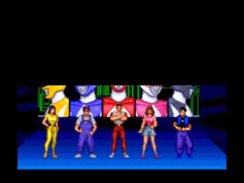 Power Rangers-8 Bit