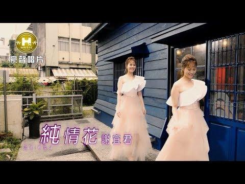 謝宜君-純情花(官方完整版MV) HD【民視八點檔『大時代』片尾曲】