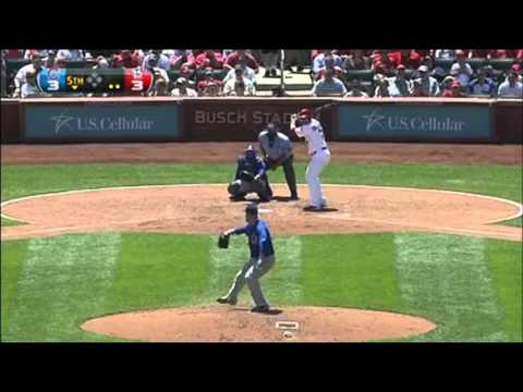 Matt Holliday 2012 Highlights