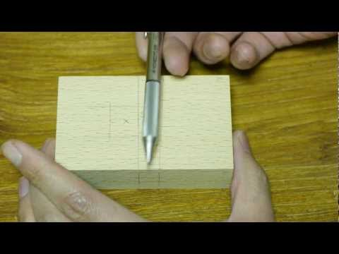 How to make a marking gauge part 1
