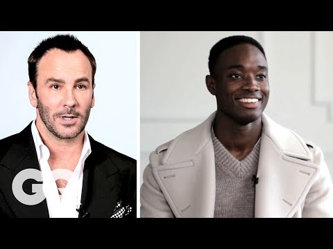 Tom Ford Teaches 25-Year-Old How to Dress for Winter | Project Upgrade | GQ