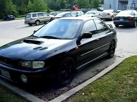 jdm Subaru Walk-around
