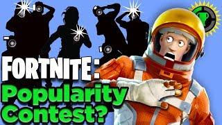 Game Theory: Feeling ALONE? How Fortnite can HELP! (Fortnite Battle Royale)