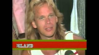 Europe in California - Joey's 25th Anniversary @ Ritz TV Show 1988
