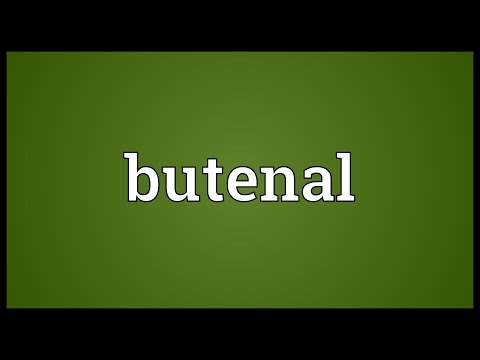 Header of butenal