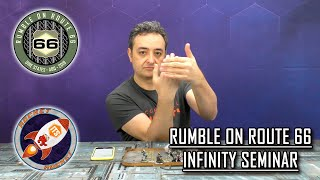 The Rumble on Route 66 2019 Infinity Seminar